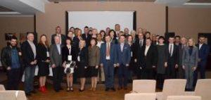 Pirmą kartą Panevėžyje vyko tarptautinis forumas
