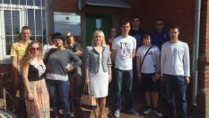 KTU PTVF studentai lankėsi Panevėžio pataisos namuose