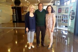 Ispanijos universiteto dėstytojas aktyviai prisidės prie PTVF organizuojamos tarptautinės konferencijos