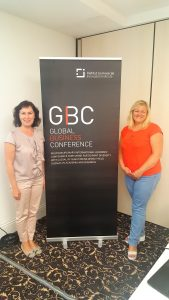 Pasaulinėje verslo konferencijoje pristatytas pranešimas apie jaunimo parengtį darbo rinkai