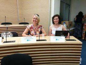 KTU PTVF dėstytojos Kipre aptarė studentų ir absolventų įsidarbinimo skatinimo klausimus