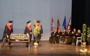 KTU Panevėžio technologijų ir verslo fakultete išleista 49-oji absolventų laida