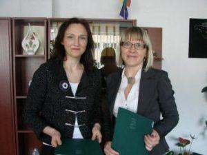 Pasirašyta sutartis su Panevėžio miesto savivaldybės visuomenės sveikatos biuru