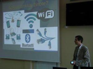 Moksleiviai nustebino savo žiniomis apie saugumą tinkle