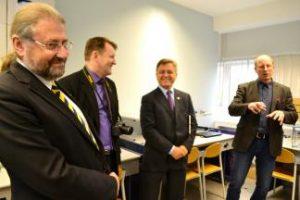 Pasirašyta bendradarbiavimo sutartis dėl STEAM centro įkūrimo Panevėžio apskrityje
