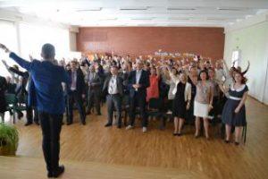 Rugsėjo 1-ąją – dviguba šventė KTU Panevėžio fakultete