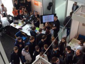KTU Panevėžio technologijų ir verslo fakulteto studentai dalyvavo konkurse Technorama 2015