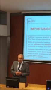 Čekijos gyvybės mokslų universitete Prahoje – KTU PTVF docento J. Valicko paskaitos
