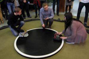 Latvijos robotų varžybose TMC robotistas užėmė prizinę vietą