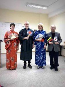 Japonų kalbos kursai pateisino visus lūkesčius