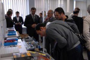 Azerbaidžano universitetų atstovų delegacija Panevėžyje