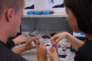 Panevėžyje moksleiviai tampa jaunaisiais mokslininkais