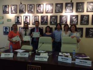KTU Panevėžio technologijų ir verslo fakulteto dėstytojos stažavosi Turkijoje
