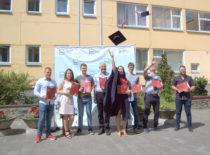 Studentai, diplomai