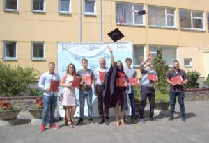 KTU Panevėžio technologijų ir verslo fakulteto absolventams įteikti diplomai