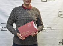 Studentas, magistrantūros diplomas