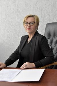 Dekanė Daiva Žostautienė