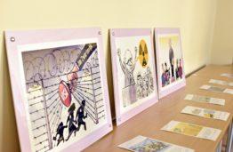 """""""Karikatūruoti ateitį"""" – programa PTVF studentams"""