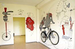 """KTU PTVF duris atvėrė nauja auditorija """"Design Thinking"""""""